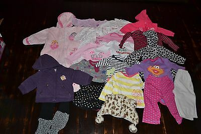 6M Baby Girls' Clothes Lot