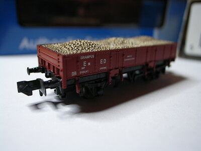 Dapol N Gauge GRAMPUS Indian Red (x 2)