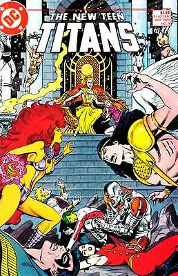 The New Teen Titans #8 (May 1985, DC)