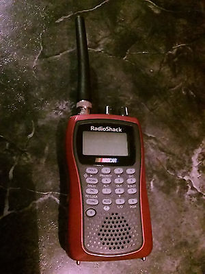 Nascar Radio Shack Racing Electronics Racing Scanner With Driver Frequencies
