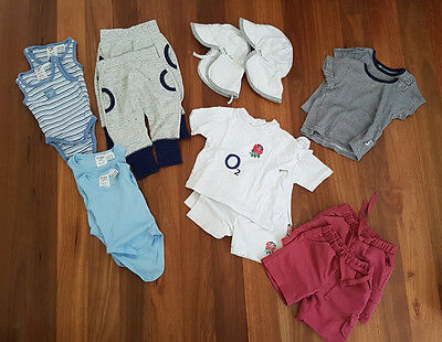 Twin baby boy clothes - two of everything! Size 0 - 6 months (000 - 00)