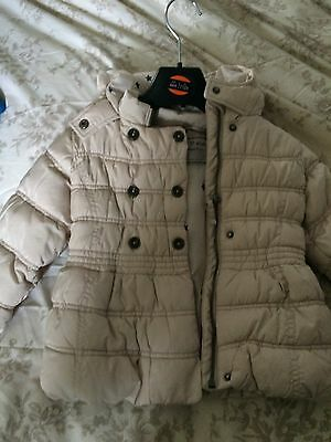 Girls Next Coat Age 3/4 Years