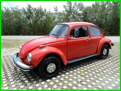 1974 Volkswagen Beetle - Classic Super Beetle 1974 Super Beetle Fully restored Like new  in and out Runs and drives great