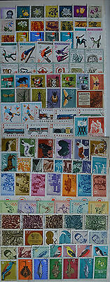 Bulgaria Large Stamp Collection (D077Bulgaria)