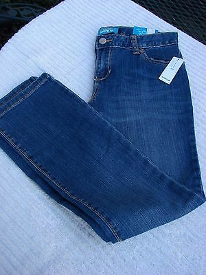 Old Navy Girl Jeans Skinny Size 8 Plus  New With Tags