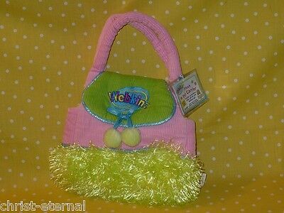 Webkinz Plush Pet Carrier with SEALED CODE