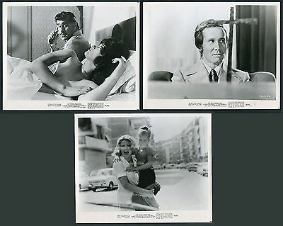 3 Original Movie Press Kit Photos THE ITALIAN CONNECTION (HIRED TO KILL) 1973