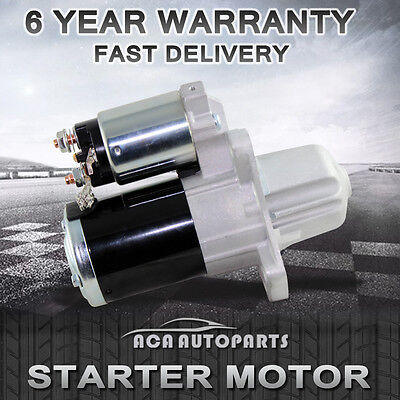 For Holden Starter Motor Adventra Commodore VZ VE 3.6L Petrol V6 HF Statesman WL
