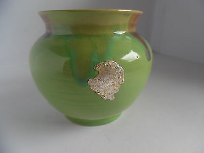 REMUED SMALL SHAPE D BOWL WITH ROLLED COLLAR. early series shape 77