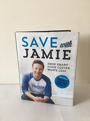 Jamie Oliver Cookbook - Save with Jamie