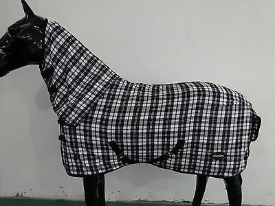 CHONMA   New Style Polycotton Monolayer Horse Rug Combo  4'3''-6'9''--A03