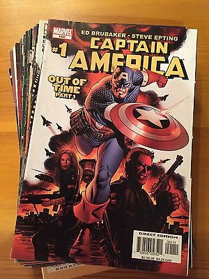 Captain America Joblot ( 21 x Various Issues and condition