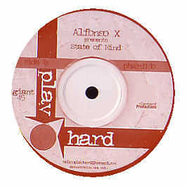 Alfonso X Presents - Watu Wasuri - Play Hard - 2004 #238230