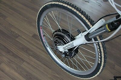 48V 1000w F Electric Bicycle Kits Conversion Brushless Hub Motors Scooters DISC
