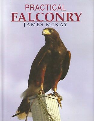 McKAY JAMES HAWKING & RAPTORS BOOK PRACTICAL FALCONRY HARRIS HAWKS hrdbk BARGAIN