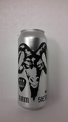 Ram Stein 500ml Microbrewery Craft Beer Can from Six Strings