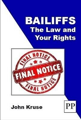 Bailiffs the Law & Your Rights by Marc Gander Paperback Book (English)