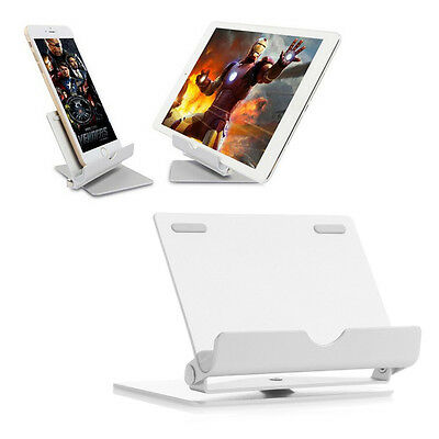 Hot Aluminum Rotating Bed Desk Mount Stand Holder For iPad 2 3 4 Air Mini Tablet