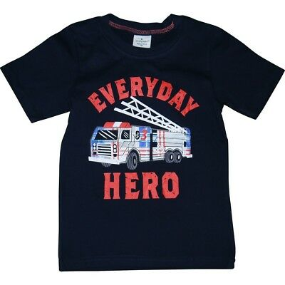 Boys 'Fire Truck' T Shirt
