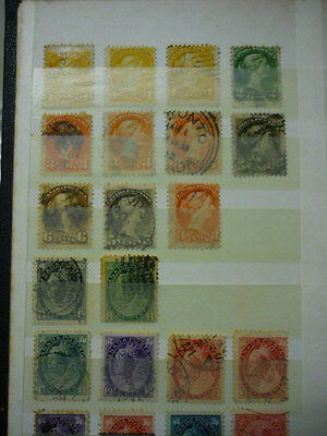 CANADA Collection of QV to 1980's Mint and Used with some Newfoundland 550+