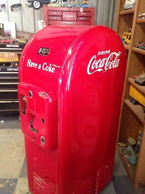 Frigorifero Coca Cola  Jacobs Coke Machine