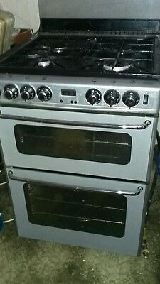 Stoves Newhome cooker 60cm gas oven and hob