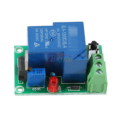 Universal 12V Car Battery Excessive Charge Anti-Over Discharge Protection Module