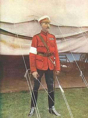 Lt. General Sir William Forbes Gatacre, KCB - South African Field Force - c1899