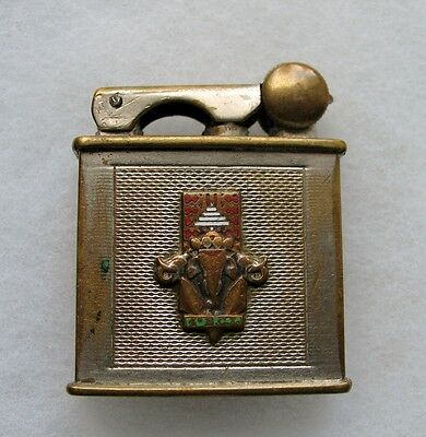 French Indochina War Cigarette Lighter Identified to 4th BCL