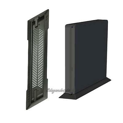 For Sony PS4 Slim Video Game Console Vertical Stand Dock Mount Supporter Holder