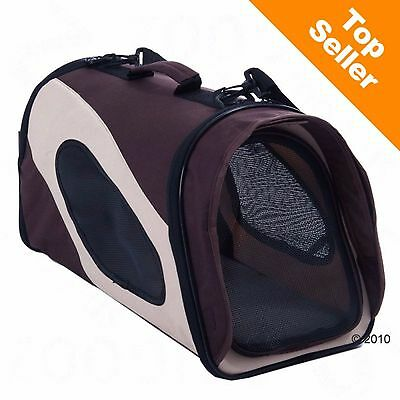 NEW Pet Carrier Cat & Dog Transporter Cats Travel Bag Dogs Crate Pets Enclosure