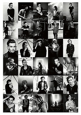 The 1975 Matty Healy Poster Print