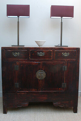 Chest Antique Chinese Elm
