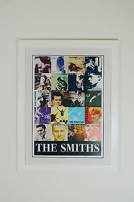 The Smiths Iconic Album Cover Art Poster Print
