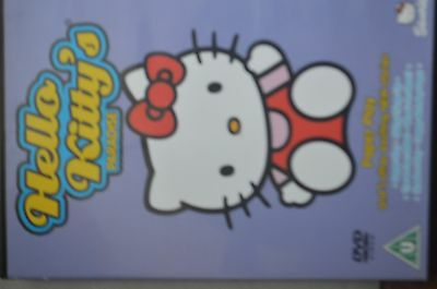 Hello Kitty Paper Play & other stories DVD stocking filler