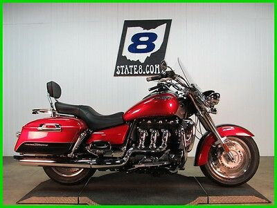 Triumph ROCKET III TOURING  2015 Triumph ROCKET III TOURING Used