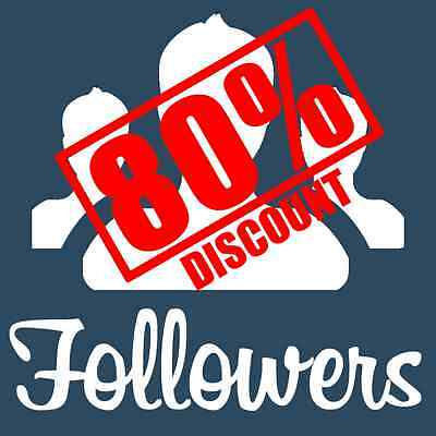 Buy 10000 Instagram Follower -  Great Customer Service - Express Delivery