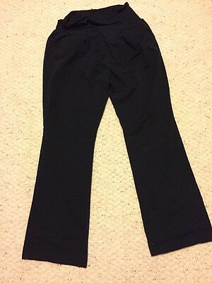 Old Navy Maternity Pants Black Size 18 Business Casual Clothes