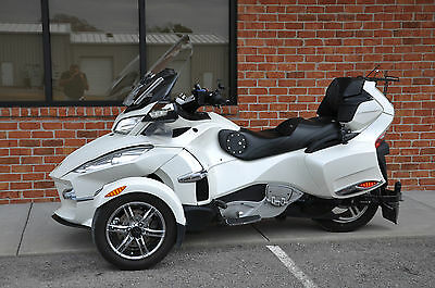 2012 Can-Am RT  2012 Can Am Spyder RT Limited