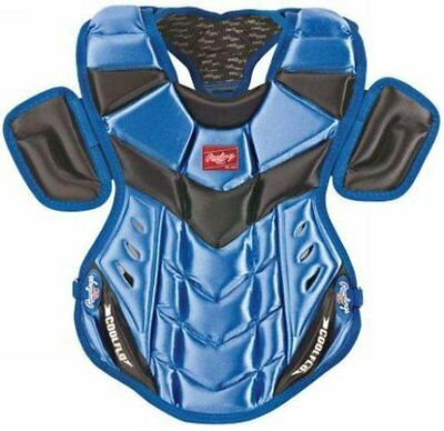 "NEW Rawlings Adult Coolflo 17"" Baseball Chest Protector  CFCPPRO"