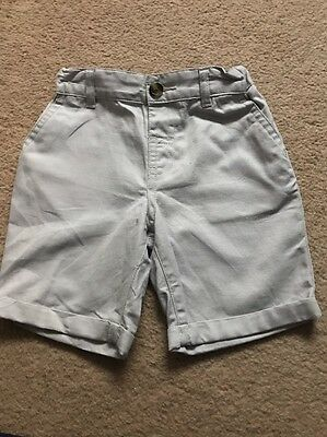 Boys, River island , Shorts, Age 3-4, Beige