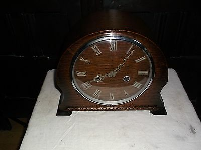 Smiths Mantle Clock  With  Gong