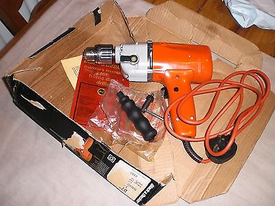 Collectable Black and Decker D720H 2 speed percussion drill.