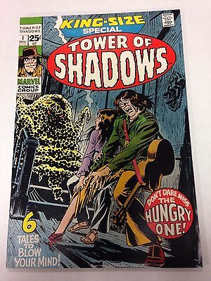 Tower Of Shadows King-Size Special #1 December 1971 Neal Adams John Romita cover