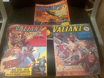 3 Valiant Special Comics