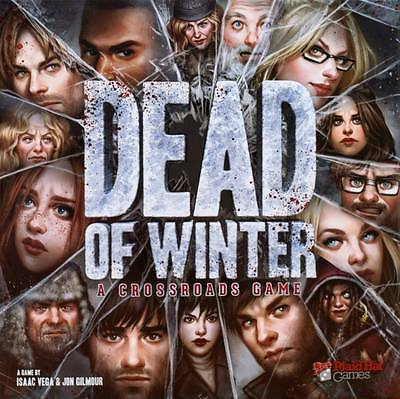 Dead of Winter Crossroads - Plaid Hat Games - New Board Game