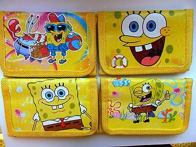 Stunning SPONGEBOB SQUAREPANTS Wallet / Purse  Four To Choose