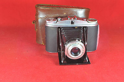 Agfa Isolette Ii Folding Camera
