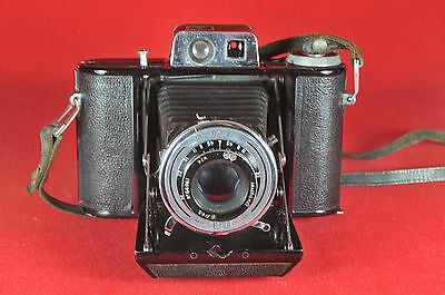 Agilux Agifold (Twin Viewfinder Model) Folding Camera