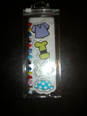 Disney Mickey Mouse Set of 4 Erasers New